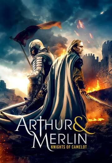 Arthur e Merlin: Knights of Camelot