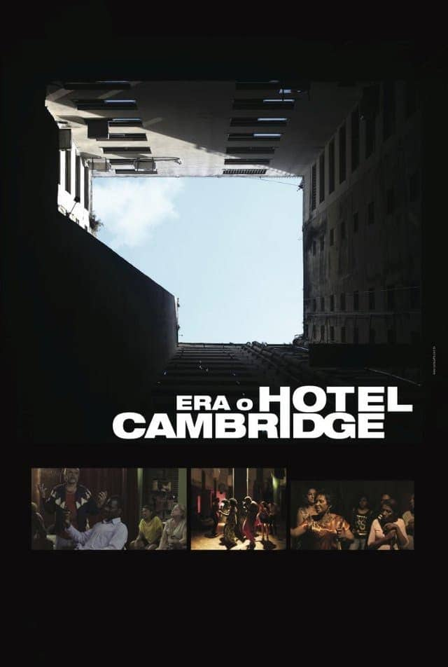Era o Hotel Cambridge