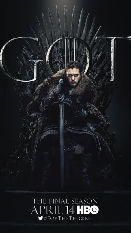 Game of Thrones 8ª Temporada