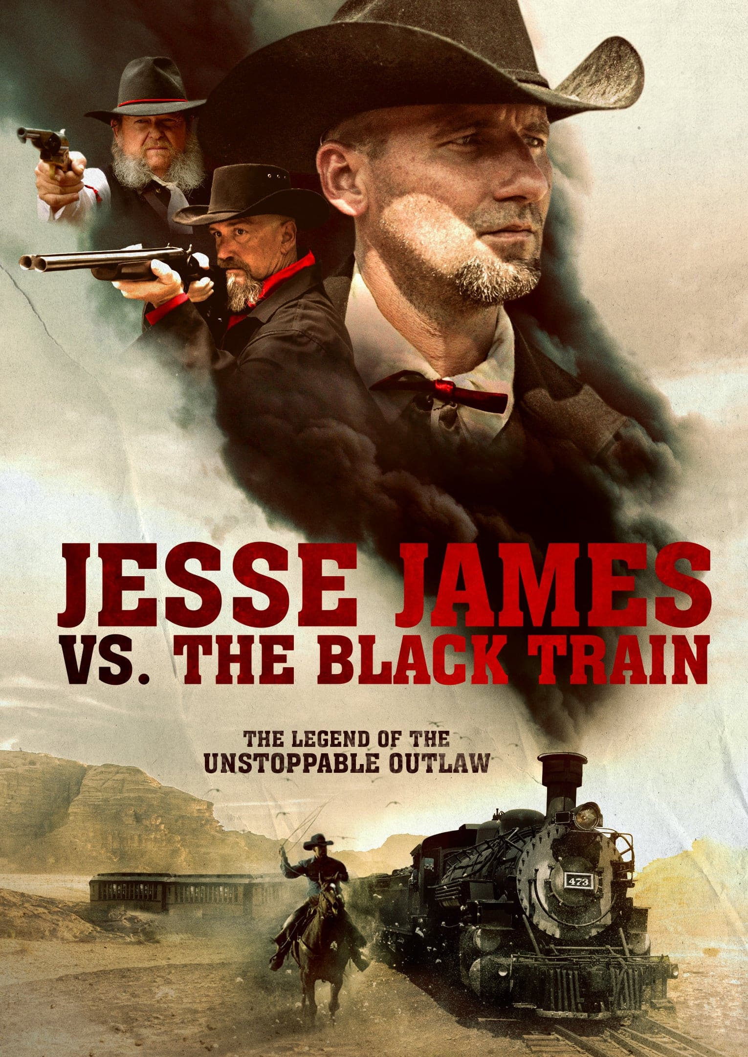 Jesse James: O Roubo do Trem Negro (2019)