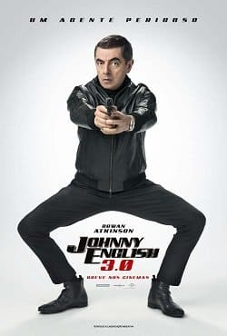 Johnny English 3.0 - filmes de aventura