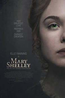 Mary Shelley - filmes de romance