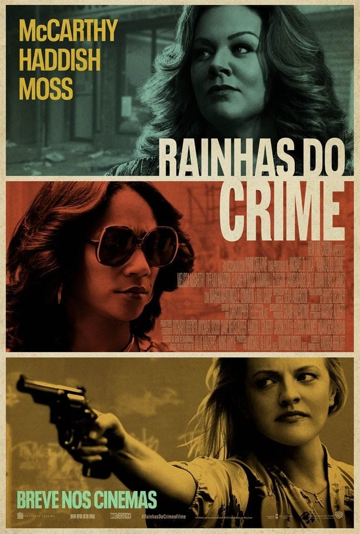 Rainhas do Crime (2019)